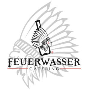 Logo-design voor cateringonderneming